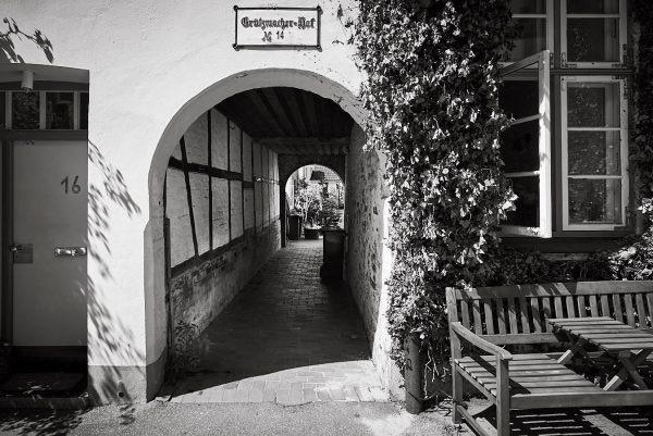 Grützmacher-Hof, Effengrube 14