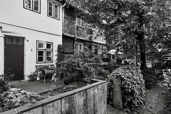 Heynaths Gang, Hartengrube 44, Lübeck, Deutschland