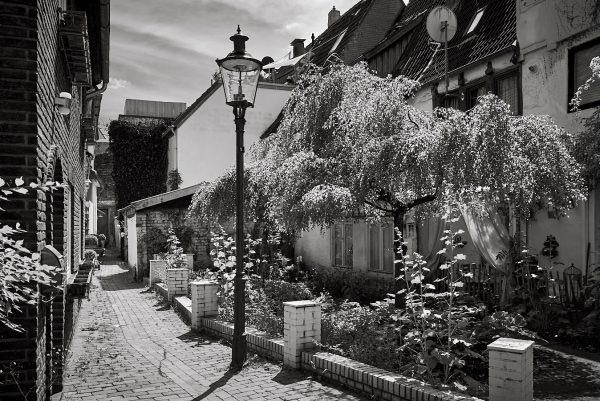 Leganen-Gang, Innenhof, Marlesgrube 55