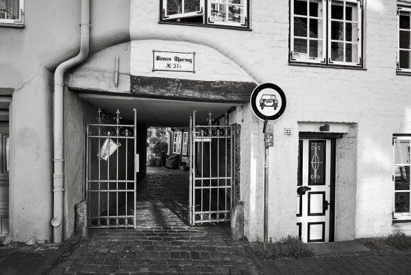 Sievers Thorweg, Engelsgrube 31