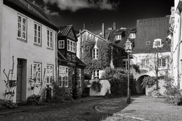 Thorweg, Innenhof, Engelswisch 33