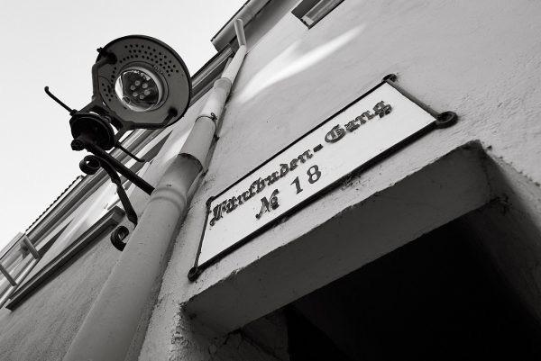Fünfbuden-Gang, Kleine Gröpelgrube 18