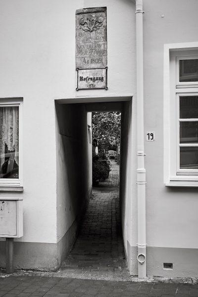 Rosengang, Rosenstraße 17