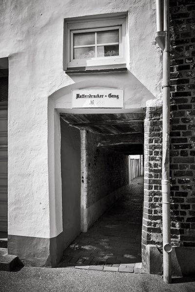 Kattundrucker-Gang, Wakenitzmauer 132