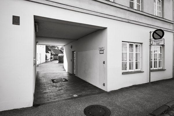 Hartogs Thorweg, Wakenitzmauer 170