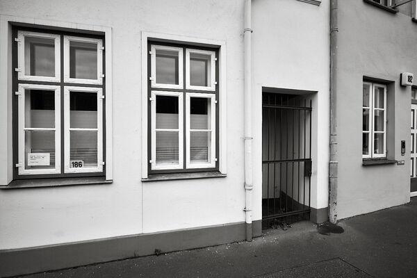 Gang Wakenitzmauer/Homanns Gang, Wakenitzmauer 184